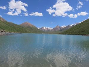 Lacs, yourtes et chevaux