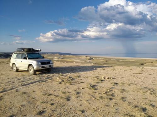 Aral Sea, 14/05/2019