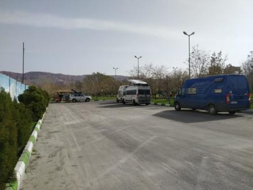 Tabriz, 15/04/2019